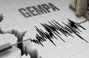 √Gempa Bumi : Pengertian Gempa Bumi Teknonik Dan Vulkanik