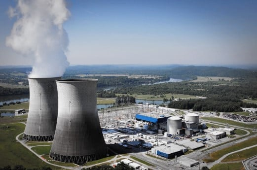 energi nuklir