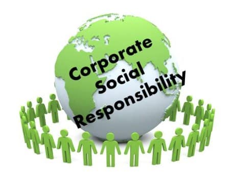 CSR (Corporate Sosial Responbility)