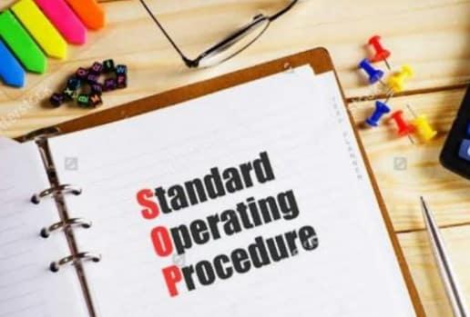 √Standar Operasional Prosedur (SOP) : Pengertian, Tujuan, Manfaat, Cara dan Contohnya