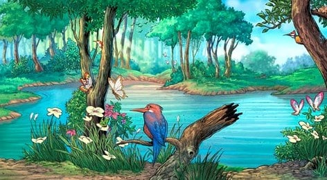 Legenda Cerita Rakyat Ande-ande Lumut