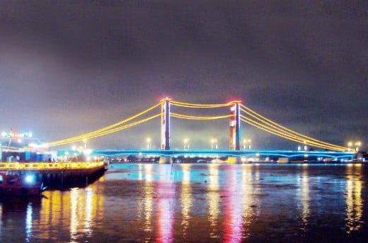 √ Asal Muasal Kota Palembang Secara Lengkap