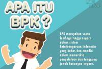 √ Apa itu BPK : Pengertian, Fungsi, Wewenang, Tugas dan Syaratnya
