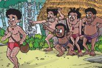 √ Cerita Daerah Papua : Legenda Asal Usul Burung Cendrawasih