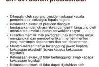 Ciri Sistem Pemerintahan Presidensial : Pengertian, kelebihan dan kekurangan