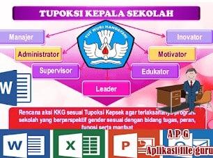 √ 4 Fungsi Kepala Sekolah