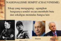 √ Chauvinisme Adalah : Pengertian, Sejarah, Ciri, Dampak dan Contohnya