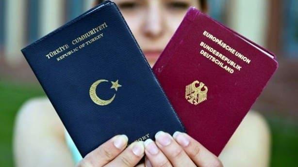 kewarganegaraan Ganda