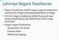 Negara Totalitarian