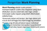 Pengertian Planning
