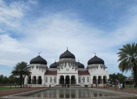 Contoh Akulturasi Budaya Islam Dengan Budaya Asli Dunia Pendidikan