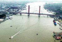 asal usul sungai musi