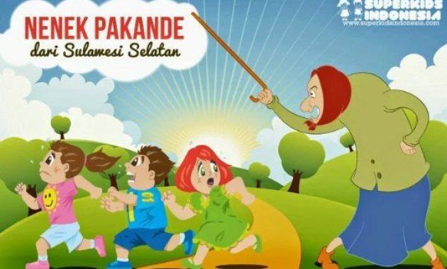 √ Cerita Sulawesi Selatan : Asal Usul Kota Makasar