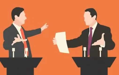 Debat Adalah : Pengertian, Tujuan, Fungsi, Peran, Etika, Ciri, Struktur, Jenis, Cara