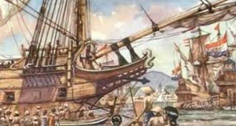 √ Armada Laut Kerajaan Majapahit Beserta Sejarahnya Lengkap