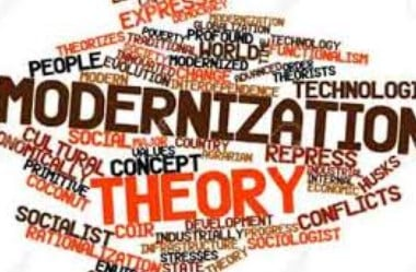 Apa itu Modernisasi : Pengertian, Ciri-ciri,Dampak, Hubungan