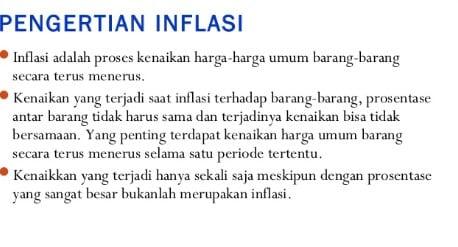 Apa Itu Inflasi