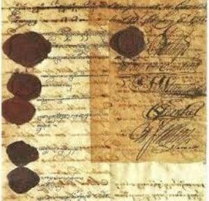 √ Perjanjian Giyanti : Pengertian, Latar Belakang, Isi, Dampak