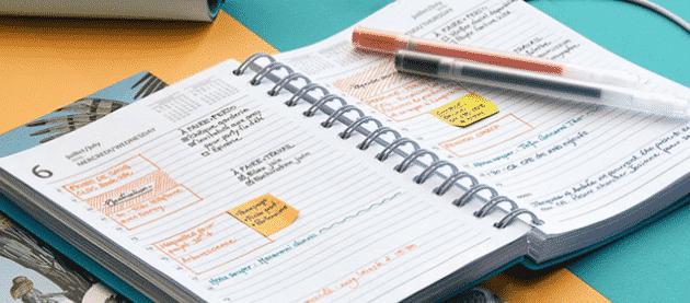 √Apa Itu Buku Agenda : Pengertian, Jenis, Fungsi, Istilah