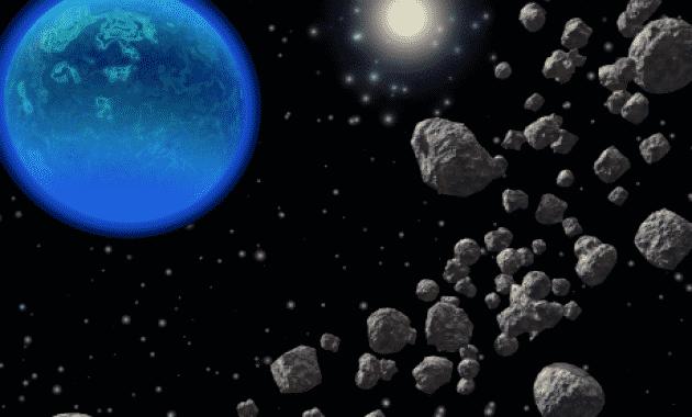 √Apa itu Asteroid: Pengertian, Ciri, Jenis, Contoh