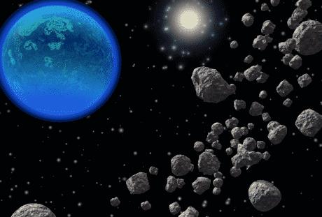 Apa itu Asteroid