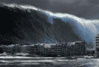 √Tsunami: Pengertian, Proses, Tanda, Penyebab, Dampak