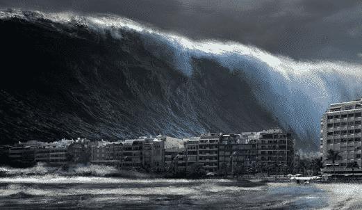 pengertian tsunami