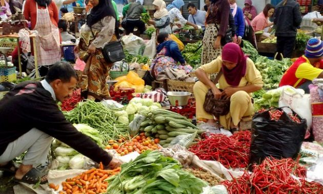 9 Fungsi Pasar Bagi Kehidupan Masyarakat