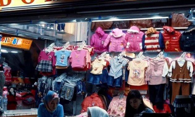 Langkah memulai Usaha Jualan Pakaian Untuk Anak Anak