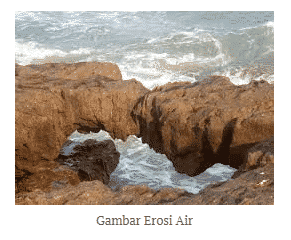 erosi air