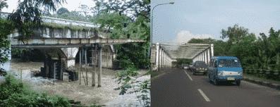 jembatan panus depok