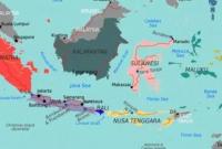 letak astronomi indonesia