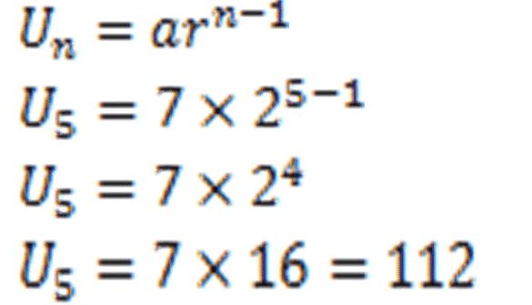 barisan aritmatika