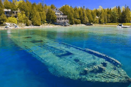 danau huron