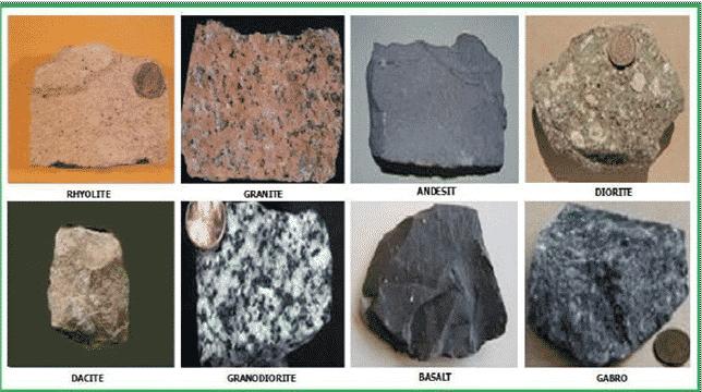 gambar batuan beku