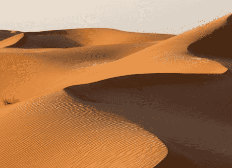 gurun terluas di dunia