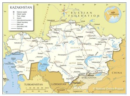 kazaktan