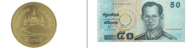 mata uang thailand