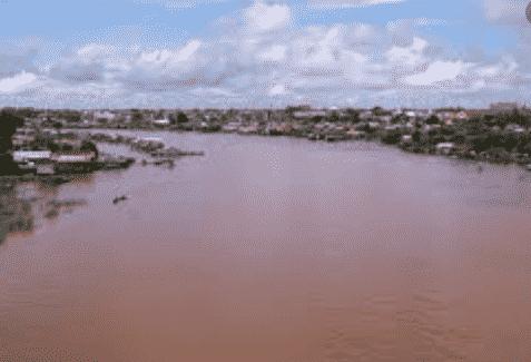 sungai terdalam di indonesia