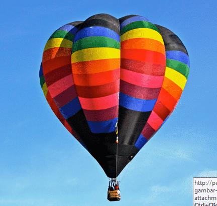 teknologi balon udara
