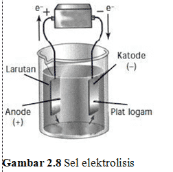sel elektrolis