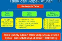 Hukum Talak