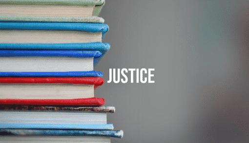 justice adalah