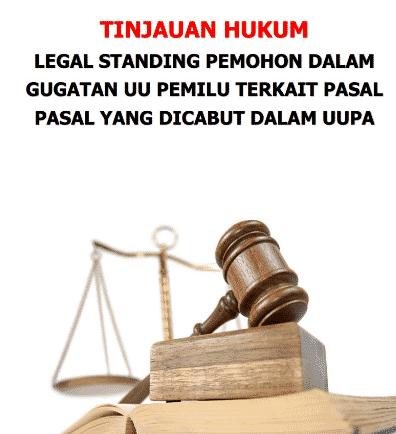 Legal standing Adalah